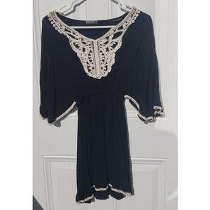Cure BLACK dress (small)